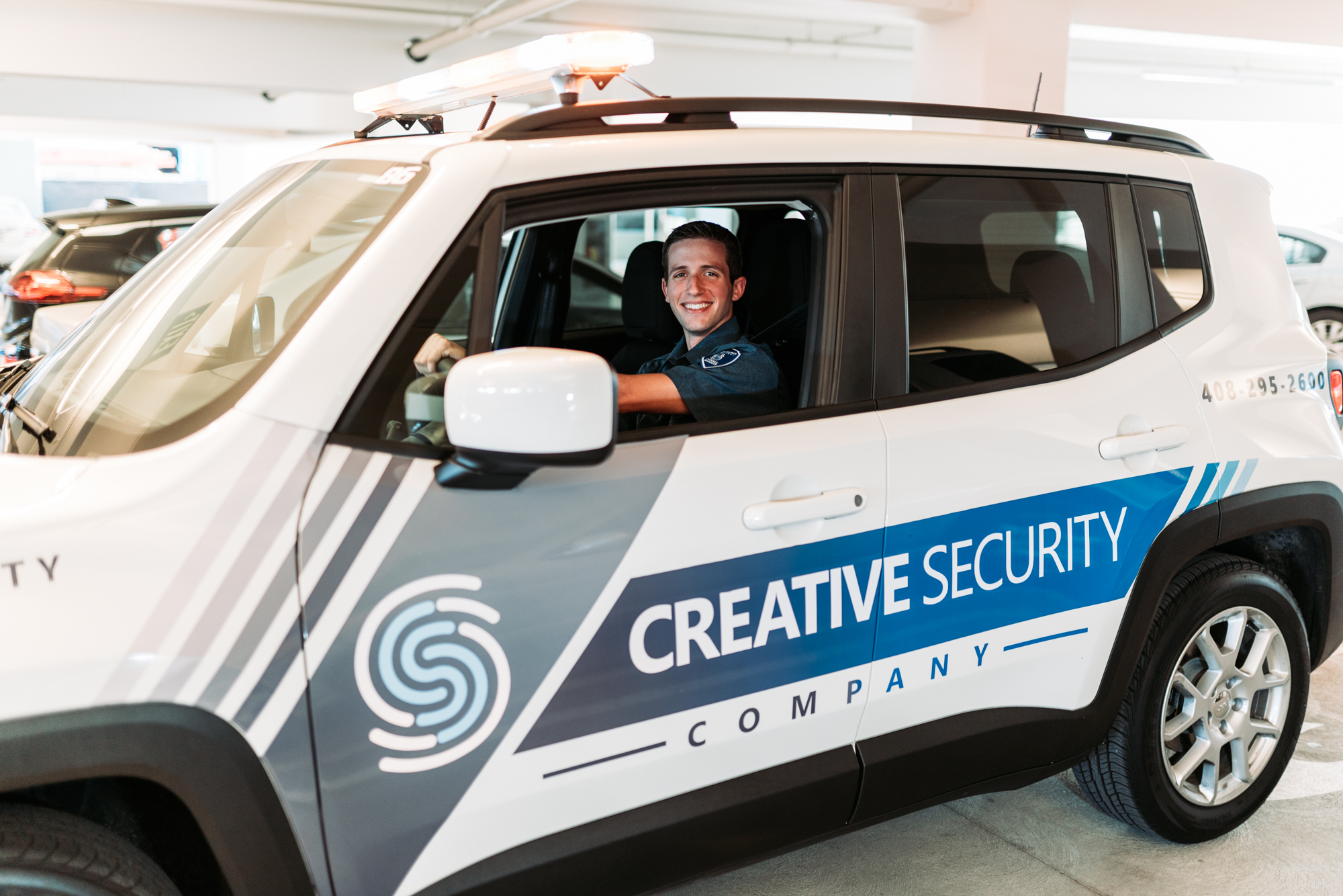 Mobile Patrol deters criminals from Your Bay Area business