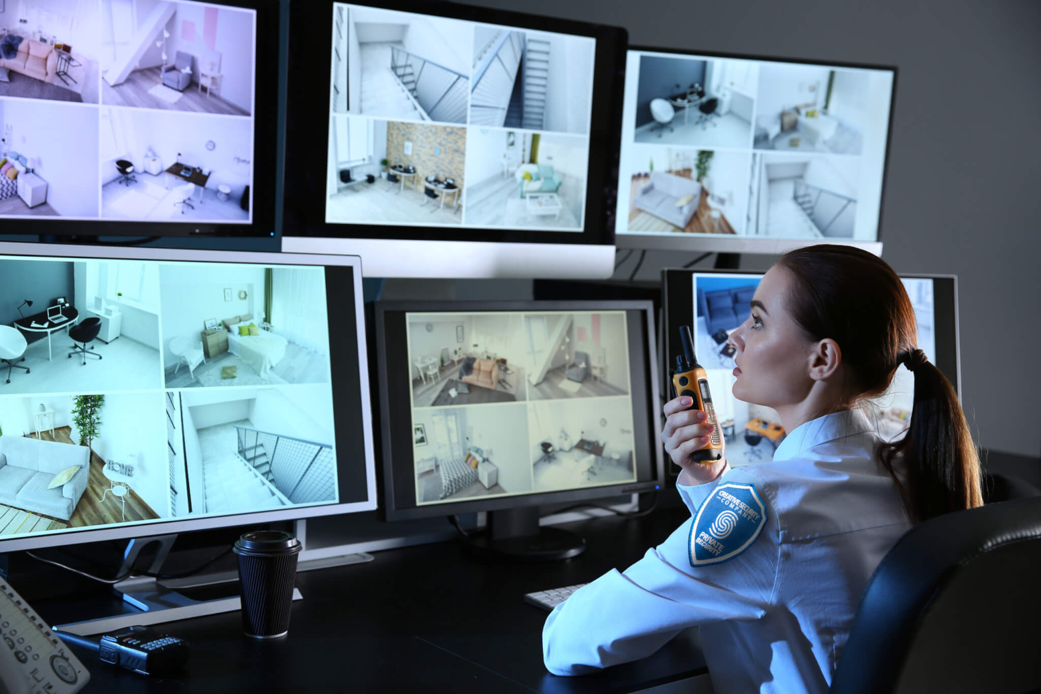 security systems in Union City
