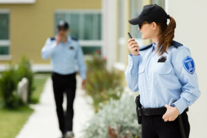 security for vacant buildings