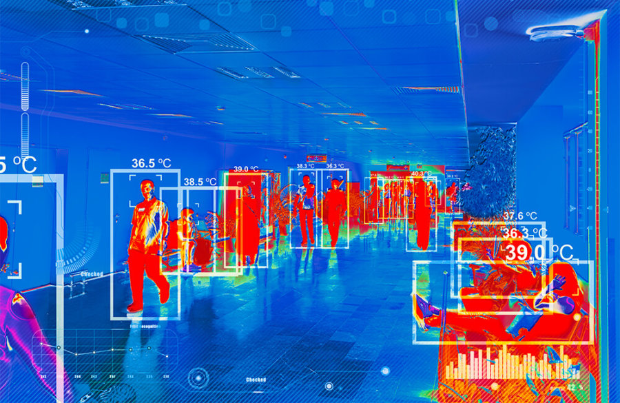 Thermal Security Imaging: Can Cameras Protect Your Workplace from COVID-19?